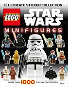 Ultimate Sticker Collection: Lego Star Wars: Minifigures