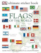 Ultimate Sticker Book: Flags Of The World