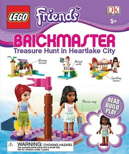 Book Lego Friends: Brickmaster by Dorling Dk Publishing