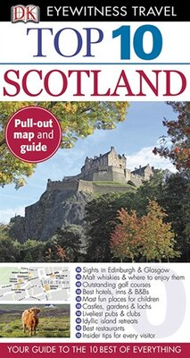 Book Top 10 Scotland by Alastair Scott