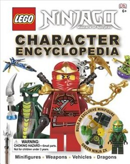 Book Lego Ninjago: Character Encyclopedia by Dorling Dk