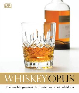 Book Whiskey Opus by Dominic Roskrow