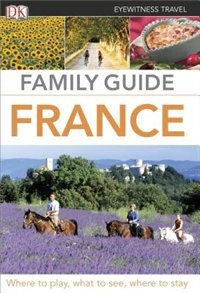 Book Family Guide France by Dorling Dk