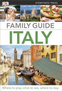 Book Family Guide Italy by Dorling Dk