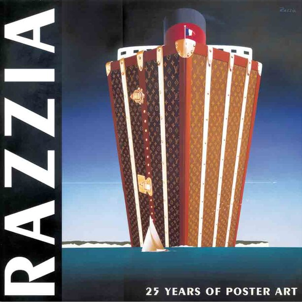 Razzia: 25 Years Of Poster Art by Mickey Ross