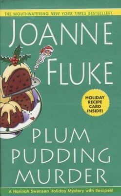Book Plum Pudding Murder by Joanne Fluke
