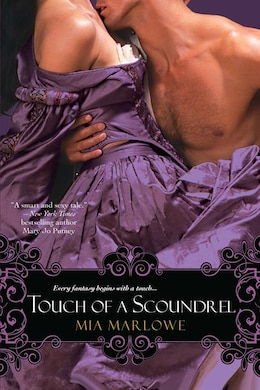 Book Touch Of A Scoundrel by Mia Marlowe