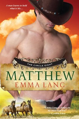 Book Matthew by Emma Lang
