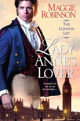 Book Lady Anne's Lover by Maggie Greenwood Robinson