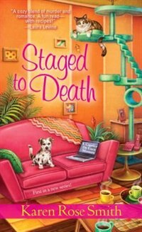 Book Staged To Death by Karen Rose Smith