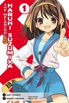 The Melancholy of Haruhi Suzumiya, Vol. 1 (Manga)