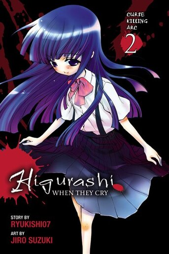 Higurashi When They Cry: Curse Killing Arc, Vol. 2 by Jiro Ryukishi07