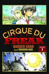 Cirque Du Freak: The Manga, Vol. 1