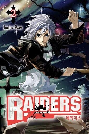 Raiders, Vol. 2 by Jinjun Park