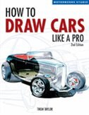 How To Draw Cars Like A Pro, 2nd Edition by Thom Taylor