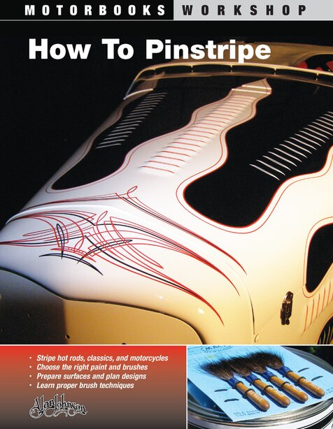 How To Pinstripe by Alan Johnson