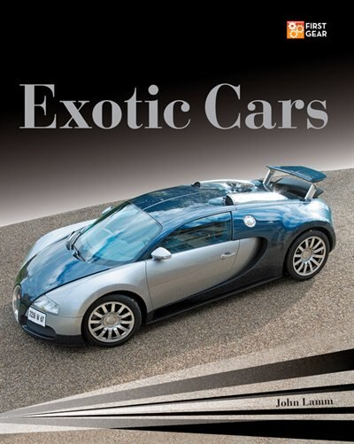 Exotic Cars by John Lamm