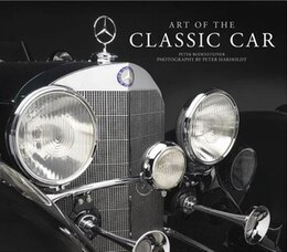 Book Art Of The Classic Car by Peter Bodensteiner