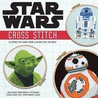 Star Wars: Cross Stitch Kit: 12 Iconic Patterns From A Galaxy Far, Far Away