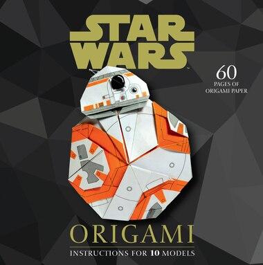 Star Wars Origami by Karol Kafarski