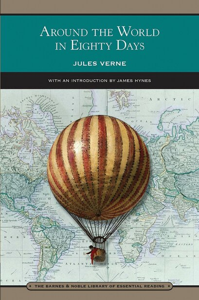 Around the World in Eighty Days (Barnes & Noble Library of Essential Reading) by JULES VERNE