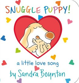 Book Snuggle Puppy: a little love song by Sandra Boynton