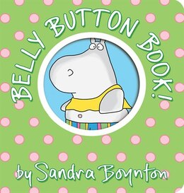 Book Belly Button Book by Sandra Boynton