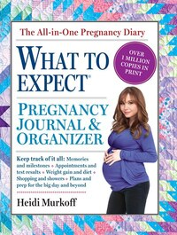 The What to Expect Pregnancy Journal & Organizer