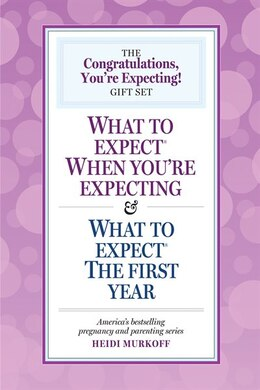 Book What to Expect When You're Expecting - You're Expecting Gift Set: What To Expect When You're… by Heidi Murkoff
