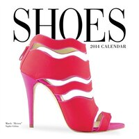 Shoes Mini 2014 Calendar