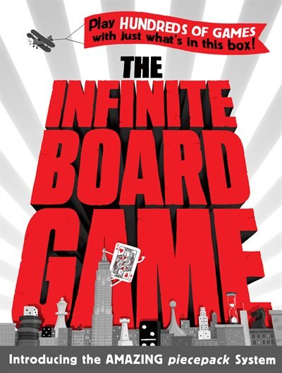 The Infinite Board Game: Introducing the Amazing piecepack System by W. Eric Martin