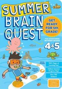 Summer Brain Quest: Between Grades 4 & 5