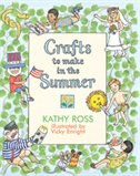 Book Crafts to Make in the Summer by Kathy Kathy Ross