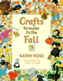 Book Crafts to Make in the Fall by Kathy Kathy Ross
