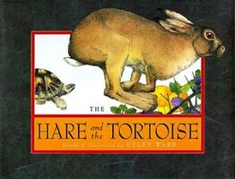 Hare/Tortoise:Fable From Aesop