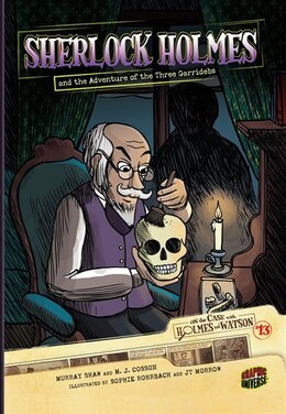 Book Sherlock Holmes and the Adventure of the Three Garridebs #13 by Sir Arthur Conan Doyle
