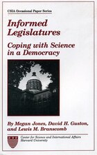 Informed Legislatures: Coping with Science in a Democracy