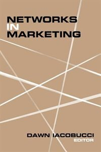 Book Networks in Marketing by Dawn Iacobucci
