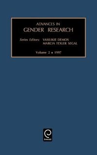 Advances In Gender Research: Vol 2