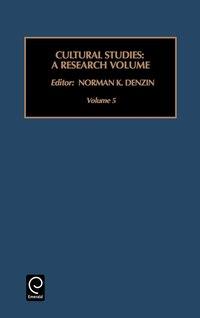 Cultural Studies: A Research Annual, Volume 5