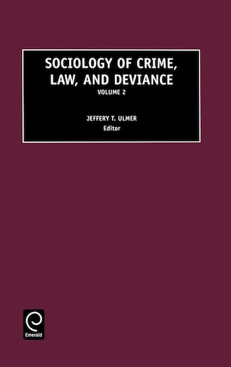 sociology crime and deviance Introduction to sociology/deviance from wikibooks the first, crime is the violation of formally enacted laws and is referred to as formal deviance.