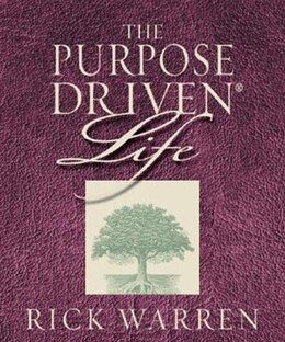 Book The Purpose Driven Life by Rick Warren