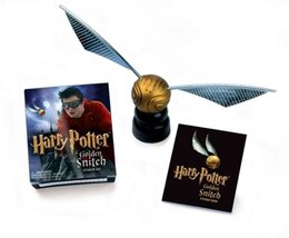 Book Harry Potter Golden Snitch Sticker Kit by Running Press