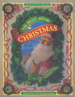 Book The Night Before Christmas (board book) by Clement C. Moore