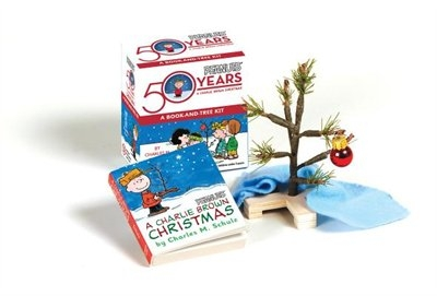 A Charlie Brown Christmas Kit Book And Tree Kit Book By Charles M