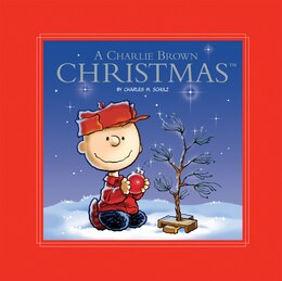 Book Peanuts: A Charlie Brown Christmas Deluxe Ed by Charles M. Schulz