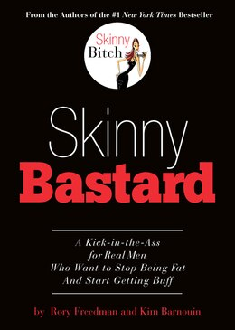 Book Skinny Bastard by Rory Freedman