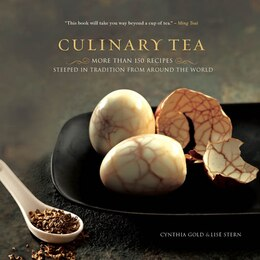 Book Culinary Tea: More Than 150 Recipes Steeped in Tradition from Around the World by Cynthia Gold