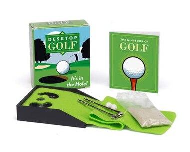 Desktop Golf de Chris Stone