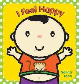 Book I Feel Happy by Salina Yoon